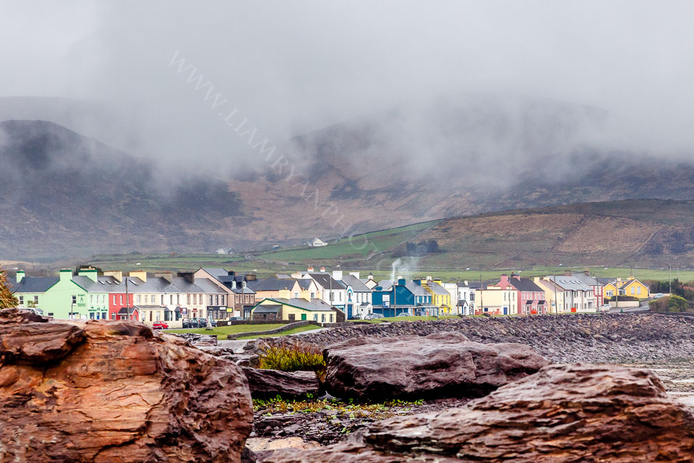 A Misty Day in Waterville Co.Kerry Ireland.