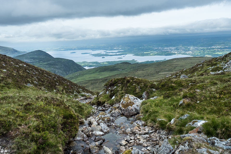 Killarney National Park From Mangarton Mountain