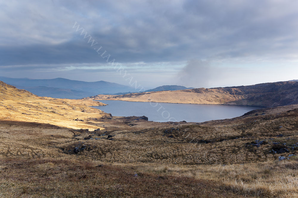 Barley Lake Near Glengarriff, West Cork Ireland