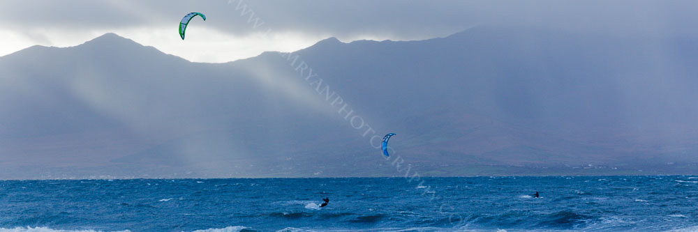 Kite Surfing in Brandon Bay Co.Kerry