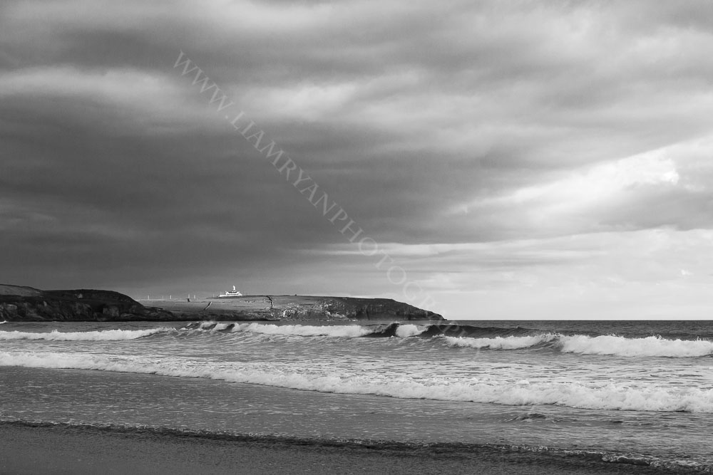Galley Head Lighthouse as Seen from Long Strand