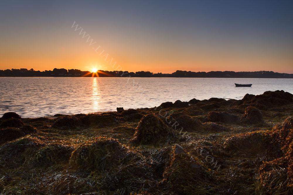 Sunrise La Trinité-sur-Mer Brittany France