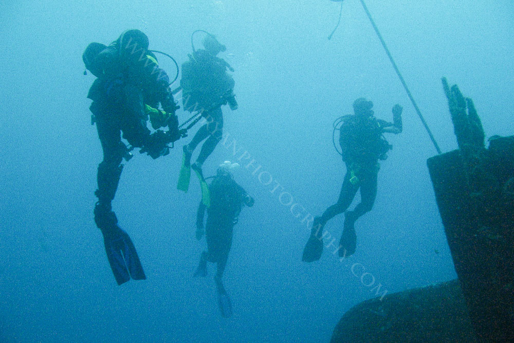 Wreck Diving Lanzarote