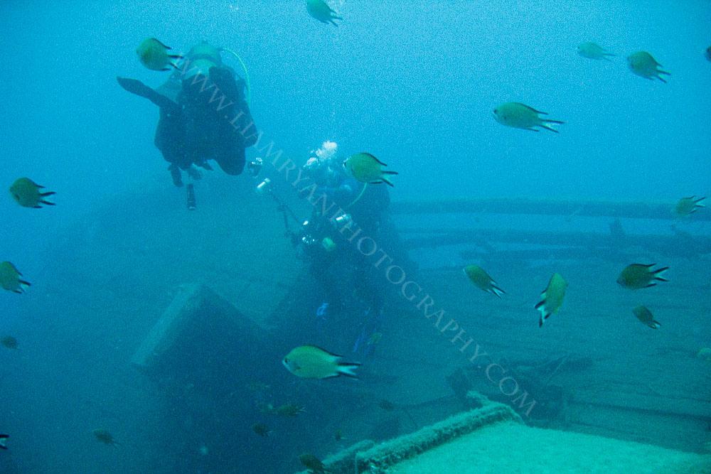 Wreck Diving Lanzarote